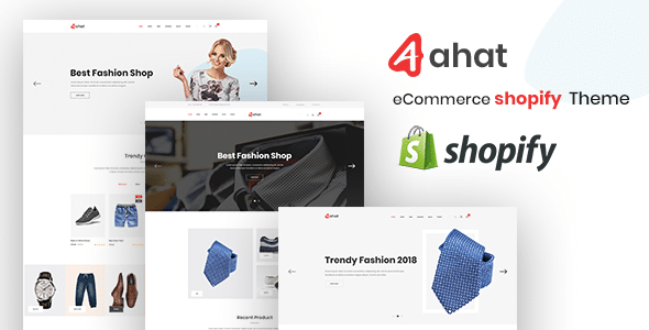 Aahat - eCommerce Shopify Theme