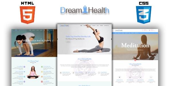 Dreamhealth - Yoga