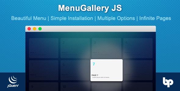 MenuGallery JS